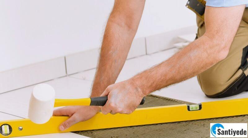 Duvar döşeme seramik yapılması