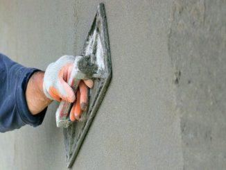 Çimento Esaslı Hazır Sıva Yapılması - Birim Fiyat Analizi