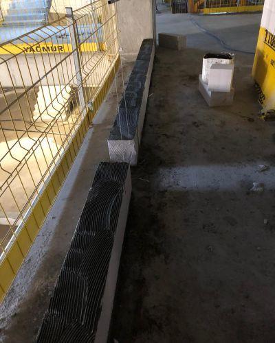 gaz beton örgü tutkalı uygulaması