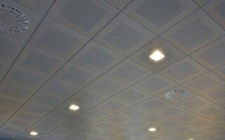 Metal Asma Tavan Yapılması Birim Fiyat Analizi
