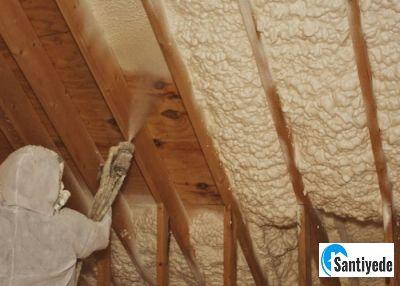 çatı arası sprey poliüretan