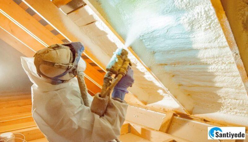 çatı ısı yalıtım malzemeleri