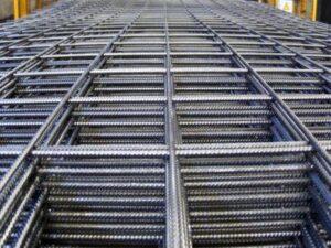 Endüstriyel Şap Altı Çelik Hasır