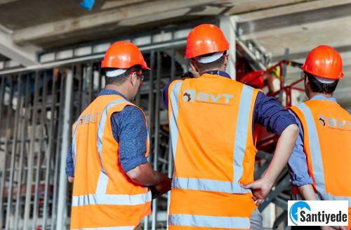 Binalarda güçlendirme için hasar tespiti yapılması
