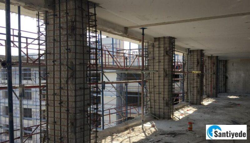 Binalarda güçlendirme yapılması