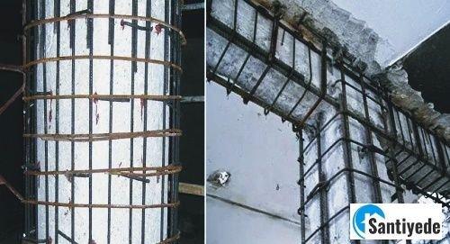 Kiriş ve Kolonların Güçlendirilmesi