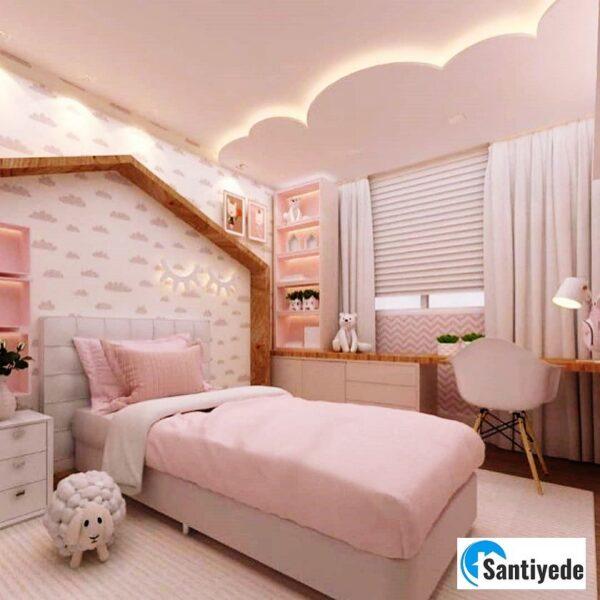 Çocuk odası tavan modelleri