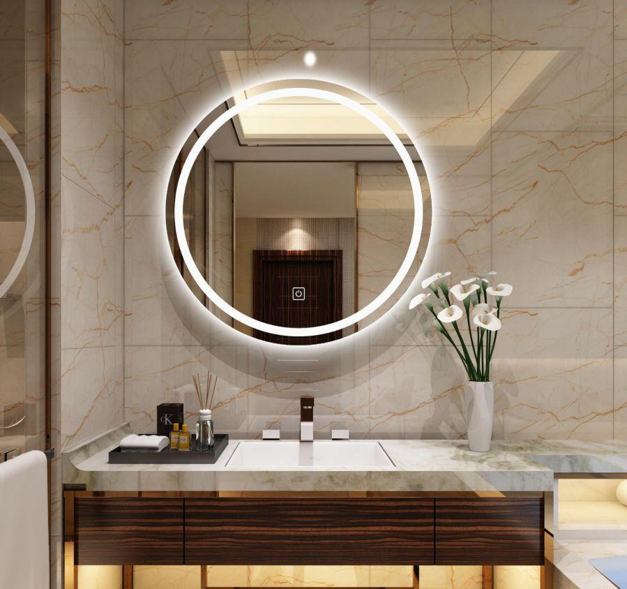 banyo dekorasyonu ayna