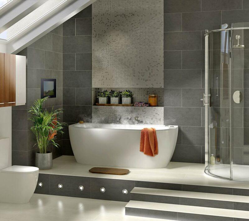 Gri banyo renk seçimi