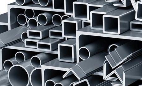 Çeşitli çelik profil ürünleri