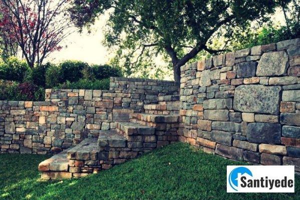 Duvarlarda kullanılan taşlar