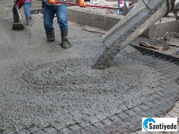 Taze beton sertleşmiş beton ve dozaj nedir