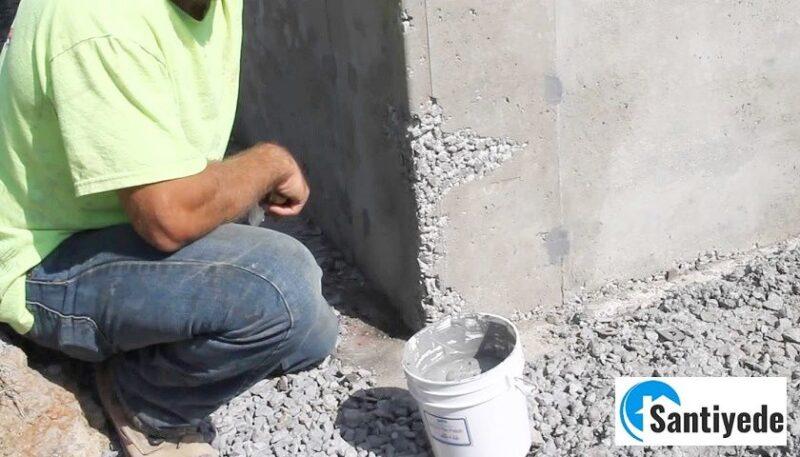 beton hasar etkenleri yüzey kusurları