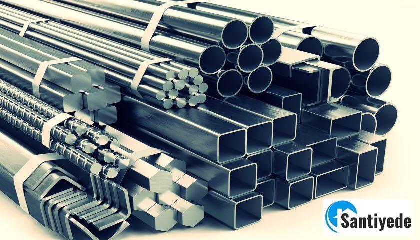 çelik ürünleri nelerdir