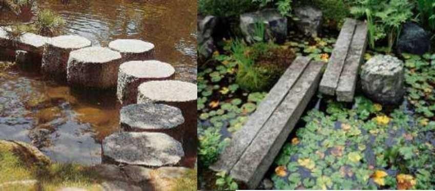 granit taşın su içinde kullanımı