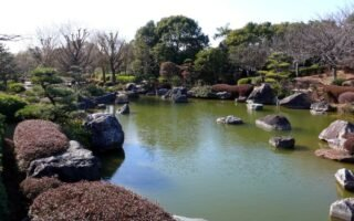 japon bahçesi