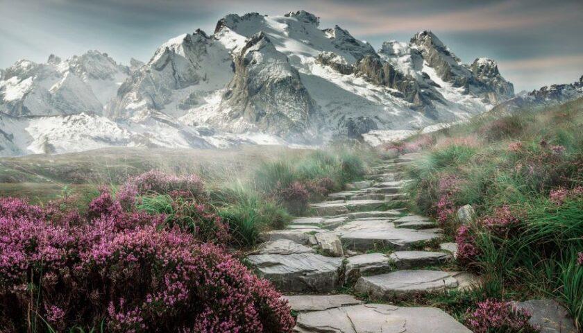 Yaya yürüyüş yolu