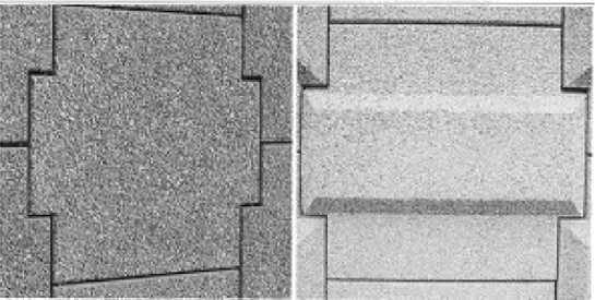Toprakarme duvar Beton panel kaplama görünüşü