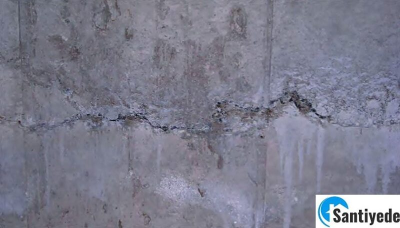Betonda soğuk derz nedir