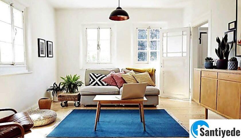 Evi Aydınlık Gösteren Renkler