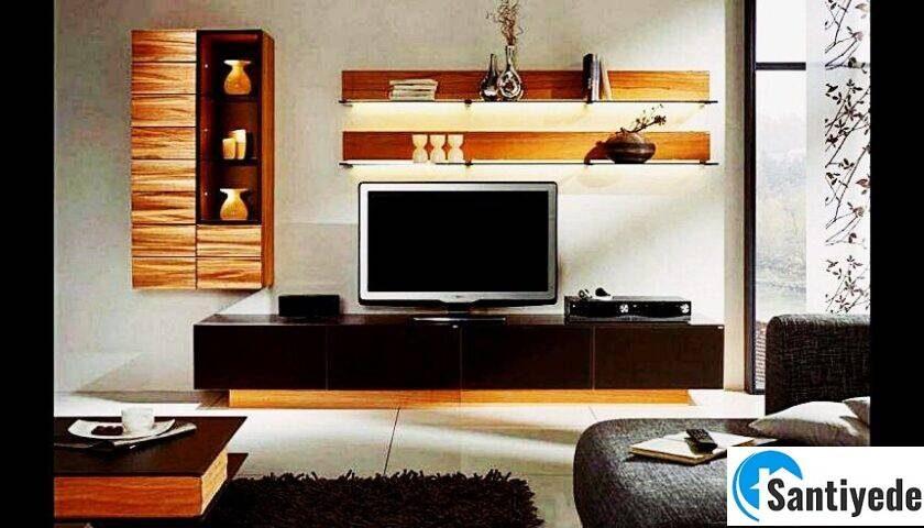 Salonda televizyonun yeri