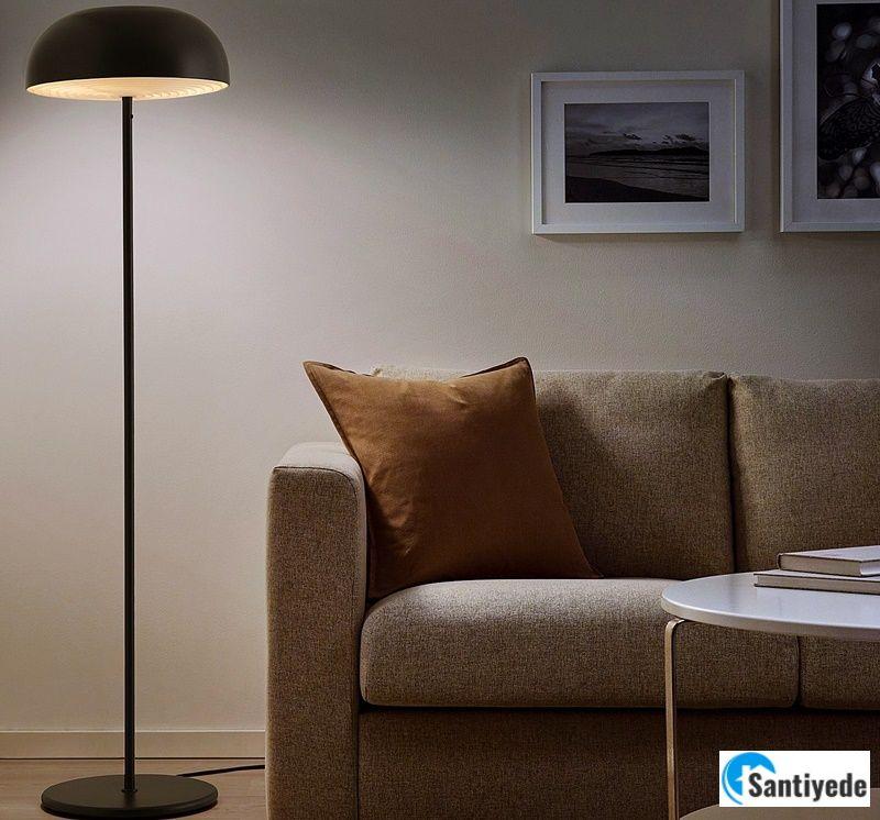Salon için lambader