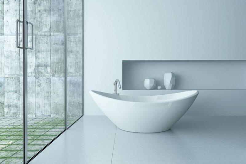 banyo nişi yapımı