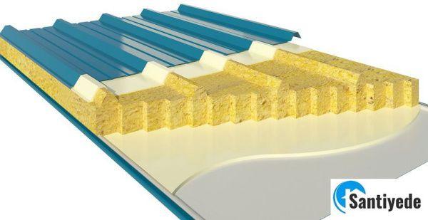 Sandviç Panellerde Kullanılan İç Dolgu Malzemeleri