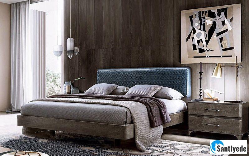 Yuvarlak hatlı mobilyalar