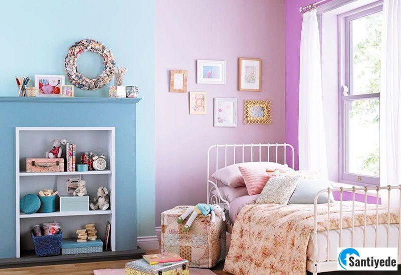 çocuk odası ne renge boyanmalı
