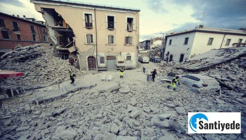 depremde binalar neden yıkılır
