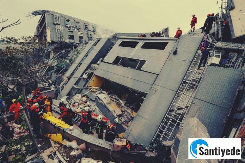 depremde binaların yıkılma sebepleri