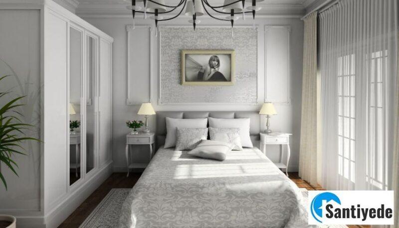 küçük yatak odası dekorasyonu nasıl olmalı