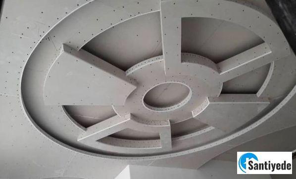 salon asma tavan yapılması