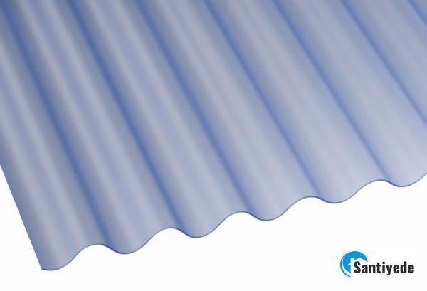 Ondüle (PVC) Çatı Kaplama Malzemesi Nasıl Yapılır