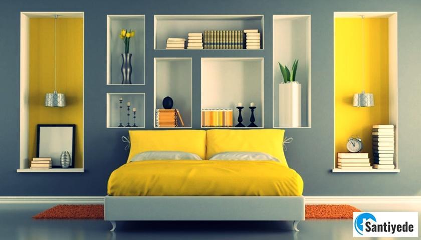 Dekorasyonda Sarı ile Uyumlu Renkler Hangileridir?