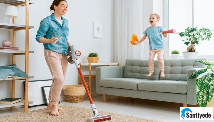 evi temiz göstermenin yolları