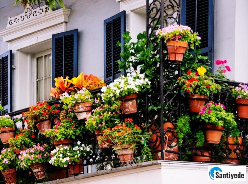 küçük balkon dekorasyon önerileri