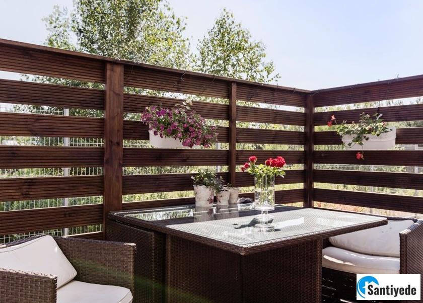 teras dekorasyon önerileri