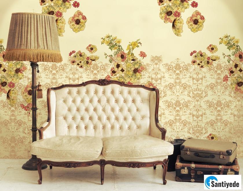 vintage dekorasyon