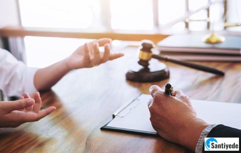 Avukatlık Ofisi Tasarımı İçin Başarı Köşesi