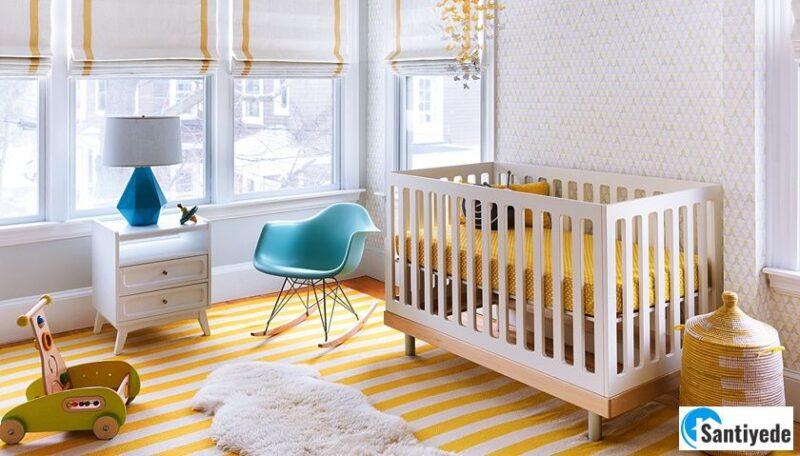 Bebek Odası Halı Seçimi
