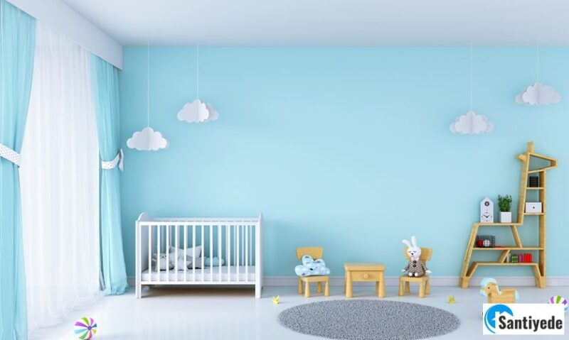 Bebek Odası Mobilya Seçimi