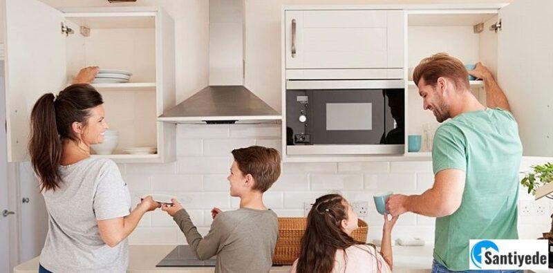 Düzenli bir ev için püf noktaları