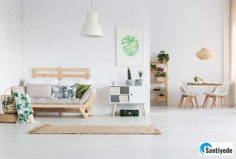 az maliyetle ev dekorasyonu