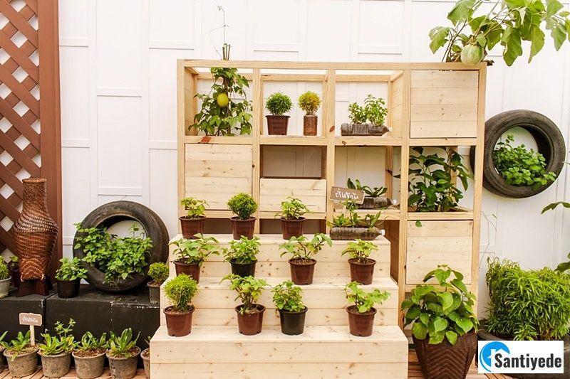 sebze bahçesi düzenlemesi