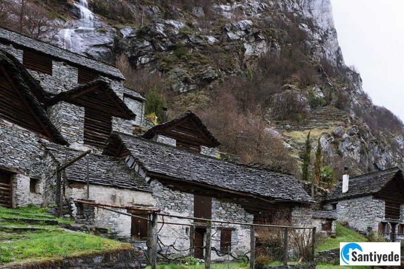 taş ev özellikleri