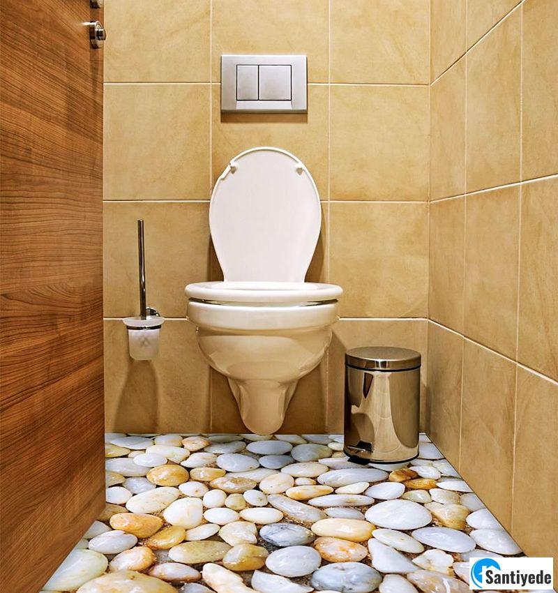 3D wc döşeme