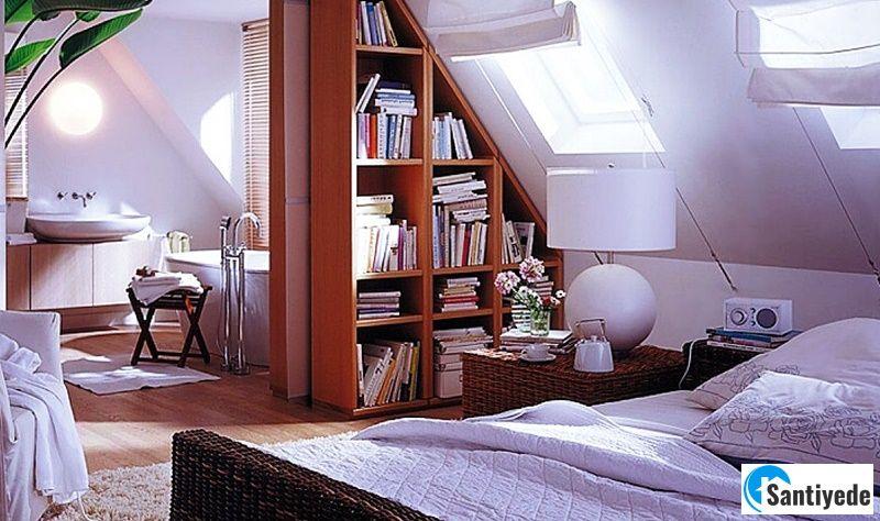 Çatı Yatak Odası