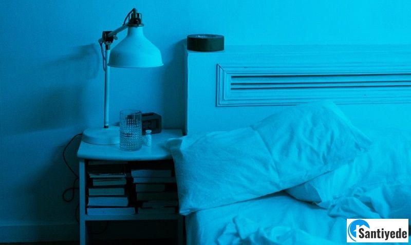 Gece Lambası Hangi Renk Olmalı